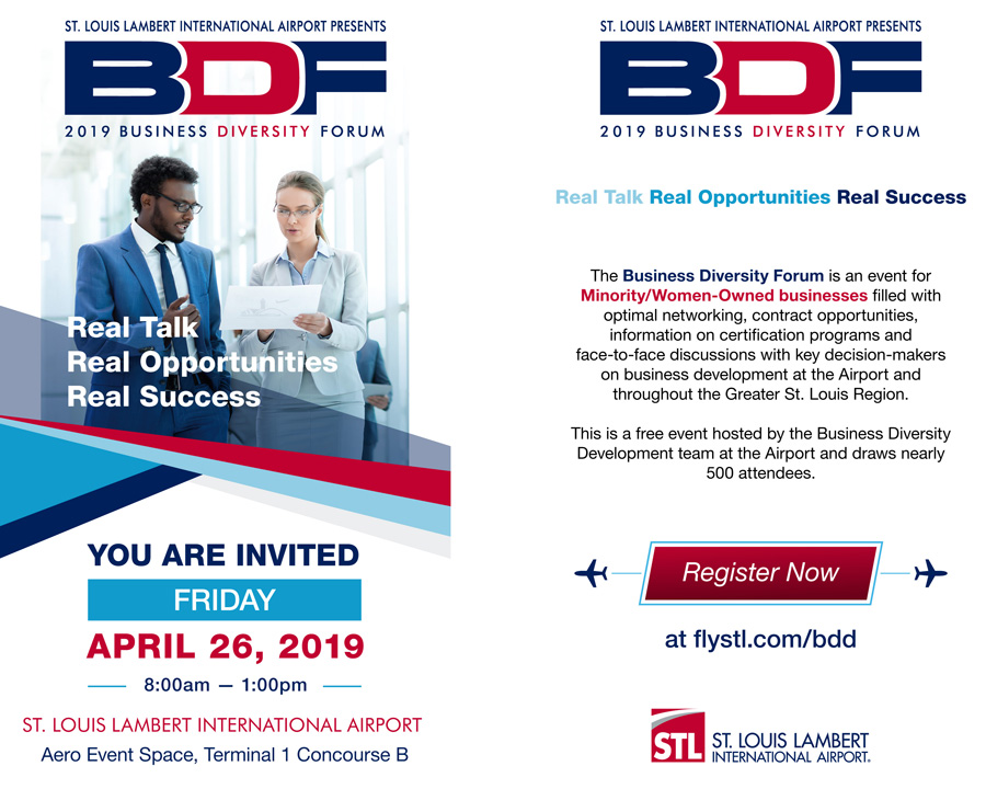 2019 Business Diversity Forum - Real Talk Real Opportunities Real Success