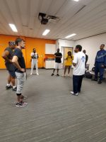 Krav Maga at the Ferguson Community Center