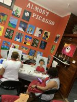 Come and find your inner Picasso