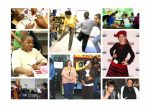 Collage of Teaching Artist Experiences: Schools & Community Clients