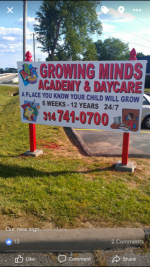 Growing Minds Academy & Daycare, LLC