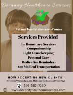 Devanity Healthcare Services