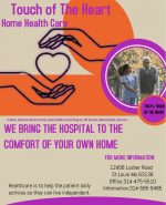 Touch of The Heart Home Health Care LLC