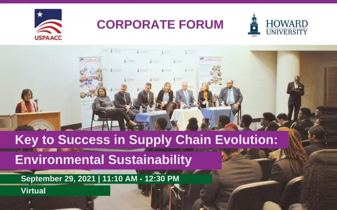 Key to Success in Supply Chain Evolution: Environmental Sustainability