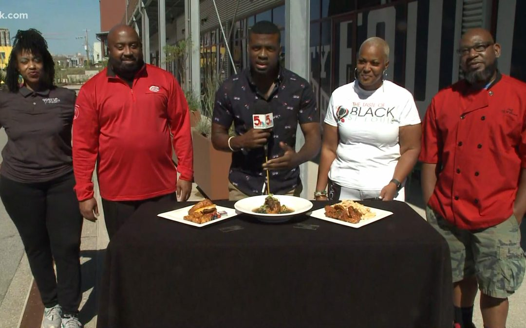 Taste of Black St. Louis to return for its third year!